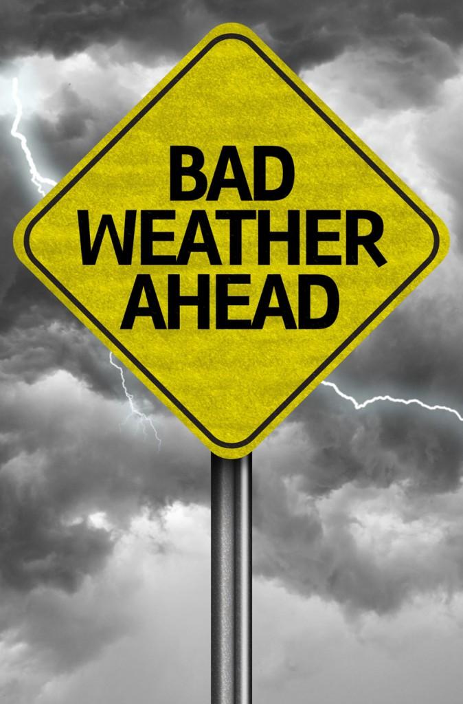 Staying Alert – Weather News  2013 Pacific Storm Season